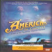 Click here for more info about 'America - In Concert: Live At The Sydney Opera House'