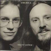 Click here for more info about 'America - Silent Letter'