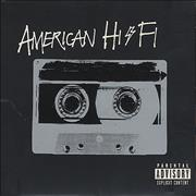 Click here for more info about 'American Hi-Fi - American Hi-Fi'