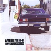 Click here for more info about 'American Hi-Fi - Golden State'