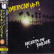 Click here for more info about 'American Hi-Fi - Hearts On Parade'