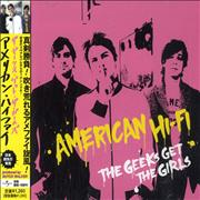 Click here for more info about 'American Hi-Fi - The Geeks Get The Girls'