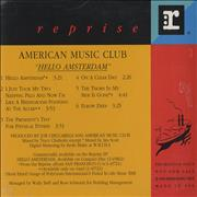 Click here for more info about 'American Music Club - Hello Amsterdam'