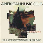 Click here for more info about 'American Music Club - Over And Done'