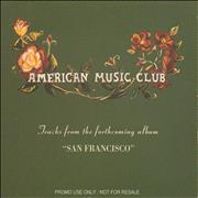 Click here for more info about 'American Music Club - Tracks From The Forthcoming Album San Francisco'