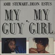 Click here for more info about 'Amii Stewart - My Guy My Girl'