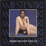 Click here for more info about 'Amii Stewart - Where Did Our Love Go'