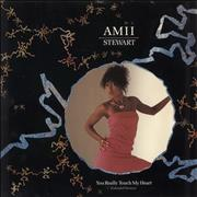 Click here for more info about 'Amii Stewart - You Really Touch My Heart'