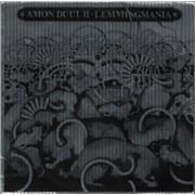 Click here for more info about 'Amon Düül - Lemmingmania - Foil Sleeve - EX'