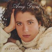 Click here for more info about 'Amy Grant - Grown Up Christmas List'