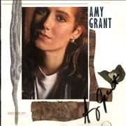 Click here for more info about 'Amy Grant - Lead Me On - Signed'