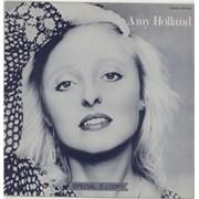 "Amy Holland How Do I Survive - Special D.J. Copy Japan 12"" vinyl Promo"