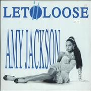 Click here for more info about 'Amy Jackson - Let It Loose'
