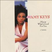 Click here for more info about 'Amy Keys - I Know What's Good For You'