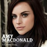 Click here for more info about 'Amy MacDonald - A Curious Thing'