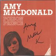Click here for more info about 'Amy MacDonald - Poison Prince - Autographed!'