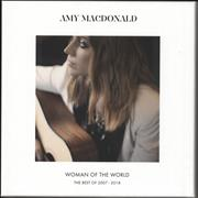 Click here for more info about 'Amy MacDonald - Woman Of The World: The Best Of 2007 - 2018'