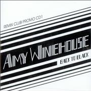 Click here for more info about 'Amy Winehouse - Back To Black - Remix Club Promo CDs 1 & 2'