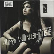"Amy Winehouse Back To Black UK 7"" vinyl"