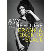 Amy Winehouse Frank / Back To Black - Deluxe Edition Set UK 4-CD set