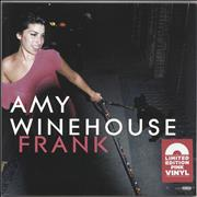 Amy Winehouse Frank - 180gm Pink Vinyl - Sealed UK vinyl LP