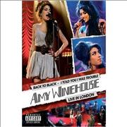 Click here for more info about 'Amy Winehouse - I Told You I Was Trouble - Live In London'