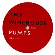 Click here for more info about 'Amy Winehouse - Pumps'