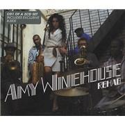 Amy Winehouse Rehab UK 2-CD single set