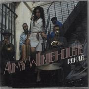 Amy Winehouse Rehab Germany CD single