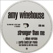 Click here for more info about 'Amy Winehouse - Stronger Than Me - EX'