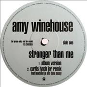 Click here for more info about 'Amy Winehouse - Stronger Than Me'