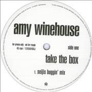 Click here for more info about 'Amy Winehouse - Take The Box'