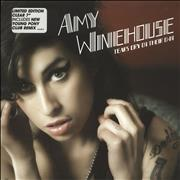 "Amy Winehouse Tears Dry On Their Own UK 7"" vinyl"