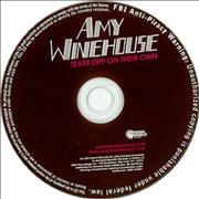 Click here for more info about 'Amy Winehouse - Tears Dry On Their Own'