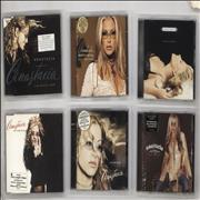 Anastacia 3 CD Albums, 2 CD Singles + 1 CD Compilation UK CD album