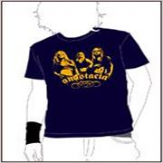Click here for more info about 'Anastacia - 3 Gold Photo Tour T-Shirt [Large]'