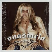 Click here for more info about 'Anastacia - Autographed Publicity Photograph'