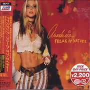 Anastacia Freak Of Nature Japan CD album Promo