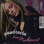 Click here for more info about 'Anastacia - Heavy On My Heart'