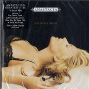 Click here for more info about 'Anastacia - Pieces Of A Dream - Sealed - Promo Stickered'