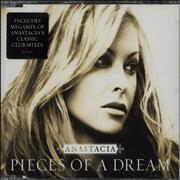 Anastacia Pieces Of A Dream UK CD single