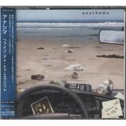 Anathema A Fine Day To Exit Japan CD album Promo