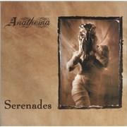 Anathema Serenades UK vinyl LP