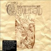 And You Will Know Us By The Trail Of Dead Another Morning Stoner UK CD single