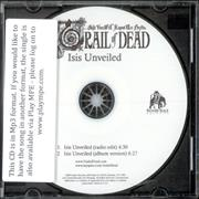 Click here for more info about 'And You Will Know Us By The Trail Of Dead - Isis Unveiled'