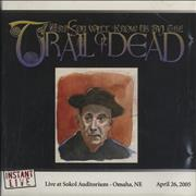Click here for more info about 'And You Will Know Us By The Trail Of Dead - Live At Sokol Auditorium'