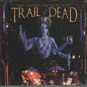 And You Will Know Us By The Trail Of Dead Madonna UK CD album