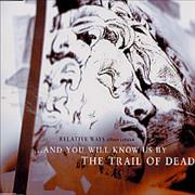 And You Will Know Us By The Trail Of Dead Relative Ways UK CD single Promo