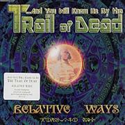 And You Will Know Us By The Trail Of Dead Relative Ways UK CD single