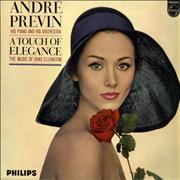 Click here for more info about 'André Previn - A Touch Of Elegance - The Music Of Duke Ellington'